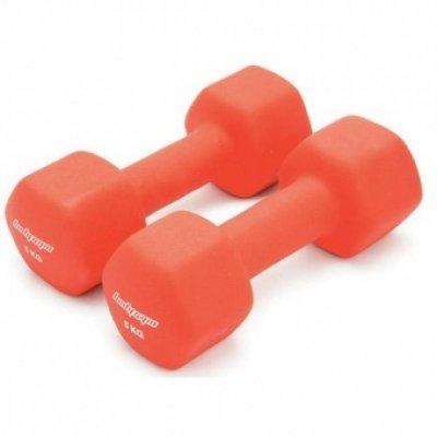 Гантель Body Gym DB02-5 2*5кг (DB02-5)Гантели Body Gym<br>ГАНТЕЛИ НЕОПРЕН/2*5кг/<br>