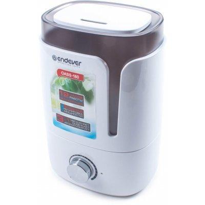 Увлажнитель и очиститель воздуха Endever Oasis 180 белый (80230)