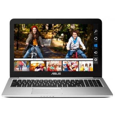 Ноутбук ASUS K501UQ-DM074T (90NB0BP2-M01210) (90NB0BP2-M01210)Ноутбуки ASUS<br>15.6FHD/Intel Core i3-6100U/4GB/1TB/GF 940MX/noODD/WiFi/BT/Windows 10/Grey Metal<br>