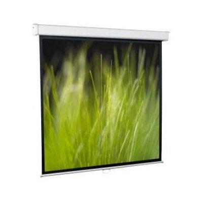 Проекционный экран ScreenMedia SGH-16903 (SGH-16903)Проекционные экраны ScreenMedia<br>Настенный экран Goldview 203*203, рабочая поверхность 195*109 см HCG<br>