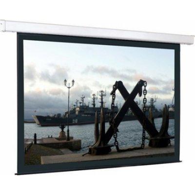 Проекционный экран ScreenMedia SCM-16904 (SCM-16904)Проекционные экраны ScreenMedia<br>Экран с электроприводом Champion 244*244, рабочая поверхность 236*132 см MW<br>