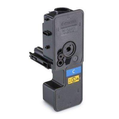 Тонер-картридж для лазерных аппаратов Kyocera TK-5220C (1T02R9CNL1)Тонер-картриджи для лазерных аппаратов Kyocera<br>1 200 стр. Cyan для P5021cdn/cdw, P5026cdn/cdw, M5521cdn/cdw, M5526cdn/cdw<br>