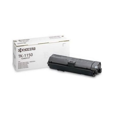 Тонер-картридж для лазерных аппаратов Kyocera TK-1150 (1T02RV0NL0)Тонер-картриджи для лазерных аппаратов Kyocera<br>для Kyocera P2235dn,P2235dw, M2135dn,M2635dn,M2735dw<br>