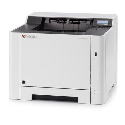 Цветной лазерный принтер Kyocera Color P5021cdn (1102RF3NL0) лазерный принтер kyocera fs 9130dn
