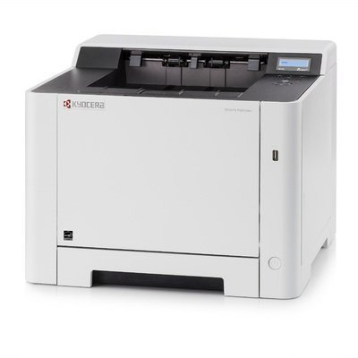Цветной лазерный принтер Kyocera Color P5021cdw (1102RD3NL0)Цветные лазерные принтеры Kyocera<br>лазерный, печать цветная, максимальный формат А4, разрешение: 1200dpi, скорость печати 21 стр/мин, USB 2.0, Wi-Fi, вес: 21 кг, рекомендуем для офиса (1102RD3NL0)<br>