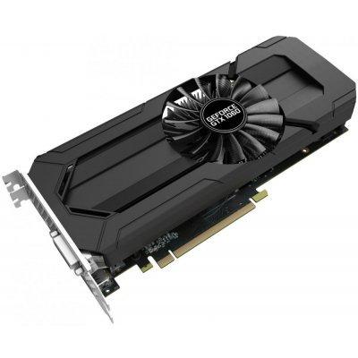 Видеокарта ПК Palit NE51060015J9-1061F (NE51060015J9-1061F)Видеокарты ПК Palit<br>Видеокарта Palit PCI-E PA-GTX1060 STORMX 6G nVidia GeForce GTX 1060 6144Mb 192bit GDDR5 1506/8000 DVIx1/HDMIx1/DPx3/HDCP Ret<br>