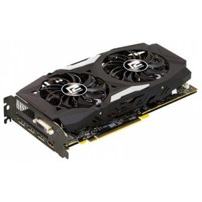 Видеокарта ПК PowerColor Radeon RX 480 1266Mhz PCI-E 3.0 8192Mb 8000Mhz 256 bit DVI HDMI HDCP Red Dragon (AXRX 480 8GBD5-3DHD)Видеокарты ПК PowerColor<br>видеокарта AMD Radeon RX 480<br>8192 Мб видеопамяти GDDR5<br>частота ядра/памяти: 1266/8000 МГц<br>поддержка режима SLI/CrossFire<br>разъемы DVI, HDMI, DisplayPort x3<br>поддержка DirectX 12, OpenGL 4.5<br>работа с 4 мониторами<br>