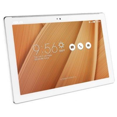 Планшетный ПК ASUS ZenPad 10 Z300CNL 16Gb белый (90NP01T5-M02800)Планшетные ПК ASUS<br>ASUS Z300CNL-6B035A 10.1(1280x800 IPS)/Intel Atom Z3560(1.8Ghz)/2048Mb/16Gb/noDVD/Cam/BT/WiFi/LTE/3G/0.5kg/white/Android 6.0<br>