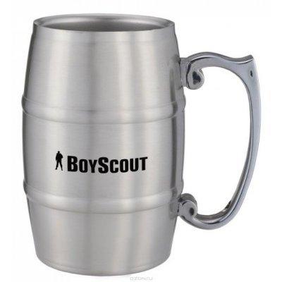 Термокружка Boyscout 61174 (61174)Термокружки Boyscout<br>61174 Термокружка Бочонок 500 мл BOYSCOUT<br>