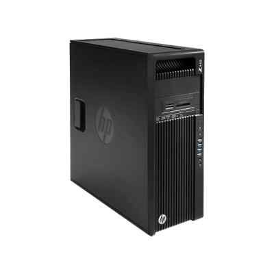 Рабочая станция HP Z440 (Y3Y39EA) (Y3Y39EA)Рабочие станции HP<br>/ Win10p64 / 16GB DDR4-2400 (2x8GB) RDIMM / NVIDIA Quadro M2000 4GB 4xDP No cables / G2 256GB PCIe / E5-1620v4 3.50GHz  2400 / 3yw / SuperMultiODD / USBBusinessSlimkbd / USBmouse / MCR<br>
