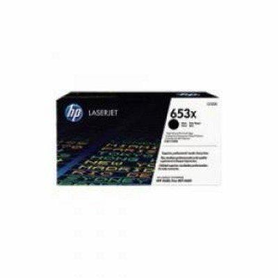 Тонер-картридж для лазерных аппаратов HP 653X Blk (CF320XC)Тонер-картриджи для лазерных аппаратов HP<br>HP 653X CF320XC черный для Color LaserJet Flow M680z/M651dn/M651n/M651xh/M680dn/M680f (20000стр.) (в технологической упаковке)<br>