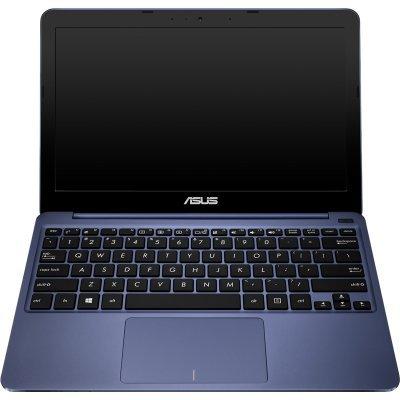 Ноутбук ASUS E200HA (90NL0072-M00170) (90NL0072-M00170)Ноутбуки ASUS<br>Z8300 2Gb SSD 32Gb Intel HD Graphics 11,6 HD BT Cam 3950мАч Win10 Темно-синий E200HA-FD0004TS 90NL0072-M00170<br>