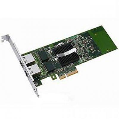 Сетевая карта для сервера Dell Gigabit ET Dual Port Server Adapter (540-BBGZ) (540-BBGZ)Сетевые карты для серверов Dell<br>Адаптер Dell Intel Ethernet i350 DP 1Gb (540-BBGZ)<br>