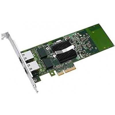 Сетевая карта для сервера Dell 540-BBGR (540-BBGR)Сетевые карты для серверов Dell<br>Адаптер Dell Intel Ethernet I350 low profile 1Gb (540-BBGR)<br>