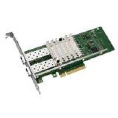 Сетевая карта для сервера Dell 540-BBDW (540-BBDW)Сетевые карты для серверов Dell<br>Адаптер Dell Intel X520 DP 10Gb DA/SFP+ FH (540-BBDW)<br>