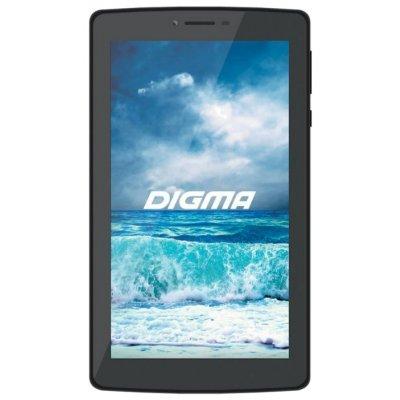 Планшетный ПК Digma Plane 7010M 4G (PS7075ML)Планшетные ПК Digma<br>Планшет Digma Plane 7010M 4G MTK8735 (1.3) 4C/RAM1Gb/ROM8Gb 7 IPS 1024x600/3G/4G/Android 5.1/черный/2Mpix/0.3Mpix/BT/GPS/WiFi/Touch/microSDHC 32Gb/GPRS/EDGE/minUSB/2800mAh/7hr/120hrs<br>