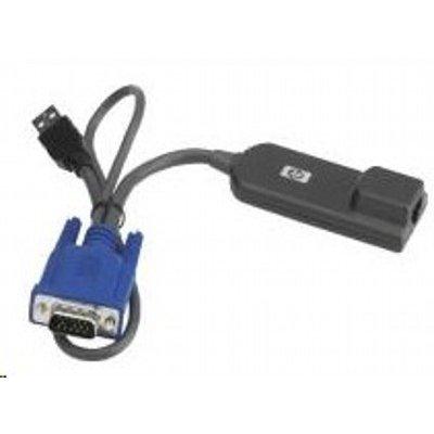 Адаптер KVM HP KVM USB VM CAC (AF629A) (AF629A)Адаптеры KVM HP<br>HP KVM USB VM CAC Adapter<br>