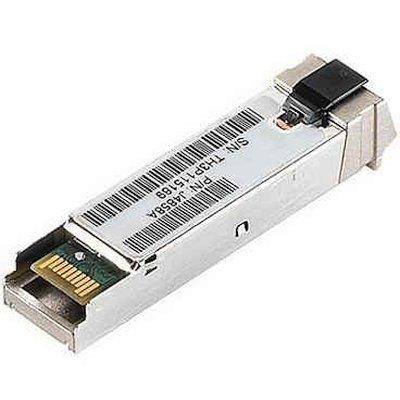 Трансивер HP JD119BR (JD119BR)Трансиверы HP<br>HPE X120 1G SFP LC LX Reman Transceiver<br>