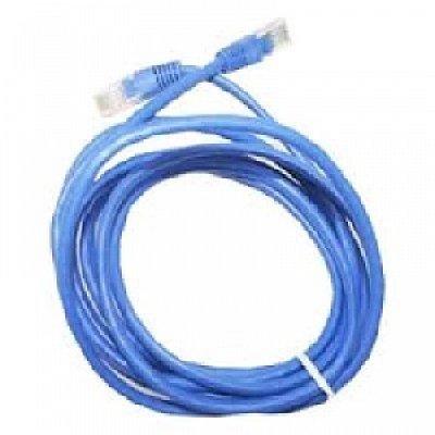Кабель Patch Cord AOPEN ANP511_3M_B кат.5е 3м синий (ANP511_3M_B) кабель patch cord utp 5м категории 5е синий nm13001050bl