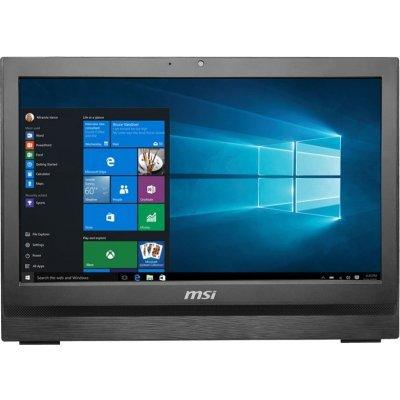 Моноблок MSI Pro 20T 6M-020 (9S6-AA7812-020) (9S6-AA7812-020)Моноблоки MSI<br>Моноблок MSI Pro 20T 6M-020RU 20 HD+ Touch i3 6100 (1.6)/4Gb/1Tb 7.2k/HDG/DVDRW/Free DOS/GbitEth/WiFi/65W/клавиатура/мышь/Cam/черный 1600x900<br>