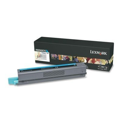 Тонер-картридж для лазерных аппаратов Lexmark X925 High Yield Return Program Синий (X925H2CG) тонер картридж для лазерных аппаратов lexmark cs510de cs510dte black extra high yield corporate cartridge 8k 70c8xke