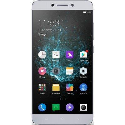 Смартфон LeEco (LeTV) Le 2 x527 32Gb серый (Le 2 X527 32GB Grey)Смартфоны LeEco<br>Смартфон LeEco Le 2 X527 DS 5,5(1920x1080)IPS LTE Cam(16/8) MSM8976 1.8ГГц(8) (3/32)Гб A6.0 3000мАч Серый Le 2 X527<br>