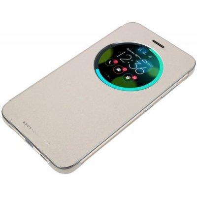 все цены на Чехол для смартфона ASUS для ZenFone 3 ZE520KL View Flip Cover золотистый (90AC01D0-BCV008) (90AC01D0-BCV008) онлайн