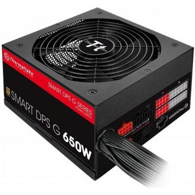 все цены на Блок питания ПК Thermaltake SMART DPS G Gold 650W (PS-SPG-0650DPCGEU-G) онлайн