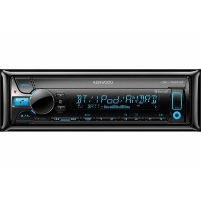 Автомагнитола Kenwood KDC-X5000BT (KDC-X5000BT)Автомагнитолы Kenwood<br>Автомагнитола CD Kenwood KDC-X5000BT 1DIN 4x50Вт<br>