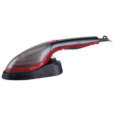 Пароочиститель Supra SBS-107 черный/красный (10903) philips пароочиститель ручной fc7012 01 1200вт белый голубой