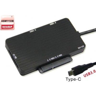 Адаптер USB Orient UHD-509 (UHD-509) шасси orient uhd 2msc12 для ssd msata для установки в sata отсек оптического привода ноутбука 12 7 мм 30345