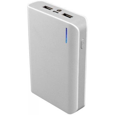 Внешний аккумулятор для портативных устройств IconBit FTB8000SP белый (FT-0081P)Внешние аккумуляторы для портативных устройств IconBit<br>Power Bank iconBIT FTB8000SP White (8 000 mAh)<br>