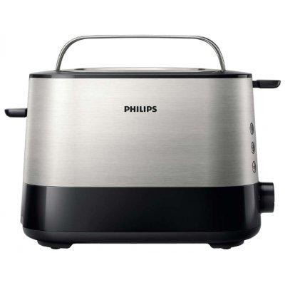 Тостер Philips HD2635/90 (HD2635/90) тостер philips hd 2566 70