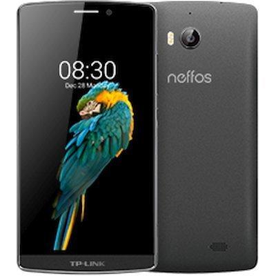 Смартфон TP-link Neffos C5 MAX серый (TP702A24RU)Смартфоны TP-link<br>смартфон, Android 5.1 поддержка двух SIM-карт экран 5.5, разрешение 1920x1080 камера 13 МП, автофокус память 16 Гб, слот для карты памяти 3G, 4G LTE, LTE-A, Wi-Fi, Bluetooth, GPS объем оперативной памяти 2 Гб аккумулятор 3045 мА?ч вес 147 г, ШxВxТ 76x152x8.95 мм<br>