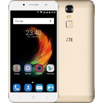 Смартфон ZTE Blade A610 Plus золотистый (A610 Plus) смартфон zte нубия z5s