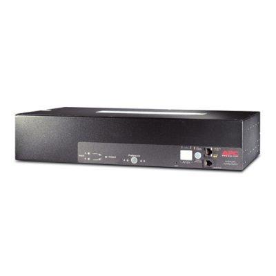 Блок питания сервера APC Rack-mount Transfer Switches AP7724 (AP7724) блок коммуникационный apc nbrk0450