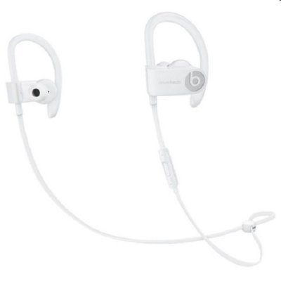 Bluetooth-гарнитура Beats Powerbeats 3 WL белый (ML8W2ZE/A) гарнитура beats powerbeats 3 wl red mnly2ze a