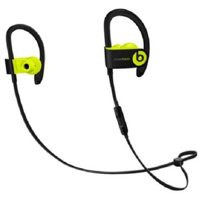 Bluetooth-гарнитура Beats Powerbeats 3 WL желтый (MNN02ZE/A), арт: 256735 -  Bluetooth-гарнитуры Beats
