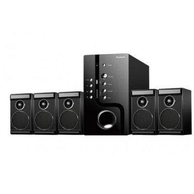 Аудио микросистема Rolsen RMA-520 черный (1-RLDB-RMA-520)