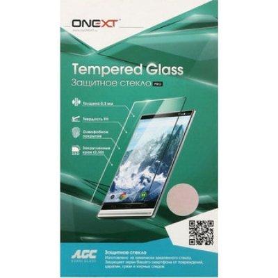 Пленка защитная для смартфонов Onext Sony Xperia XA (защитное стекло) (41069)Пленки защитные для смартфонов Onext<br>Защитное стекло Onext для телефона Sony Xperia XA<br>