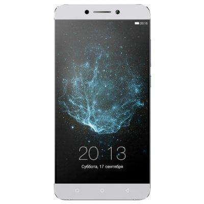 Смартфон LeEco (LeTV) Le Max2 X820 64Gb серый (600406000012)Смартфоны LeEco<br>смартфон, Android 6.0<br>поддержка двух SIM-карт<br>экран 5.7, разрешение 2560x1440<br>камера 21 МП, автофокус<br>память 64 Гб, без слота для карт памяти<br>3G, 4G LTE, LTE-A, Wi-Fi, Bluetooth, GPS, ГЛОНАСС<br>объем оперативной памяти 6 Гб<br>аккумулятор 3100 мА/ч<br>вес 185 г, ШxВxТ 77.60x156.80x7.99 мм<br>