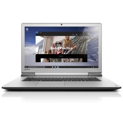 Ноутбук Lenovo Y700-17ISK (80RV004WRK) (80RV004WRK)Ноутбуки Lenovo<br>17,3 FHD / I7-6700HQ/ 8Гб / 1TB HDD  / GTX950M 2G/ noDVD/ WiFi+BT/ W10/ Чёрный<br>
