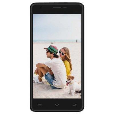 Смартфон Irbis SP58 черный (SP58B) смартфон irbis sp21 белый sp21w