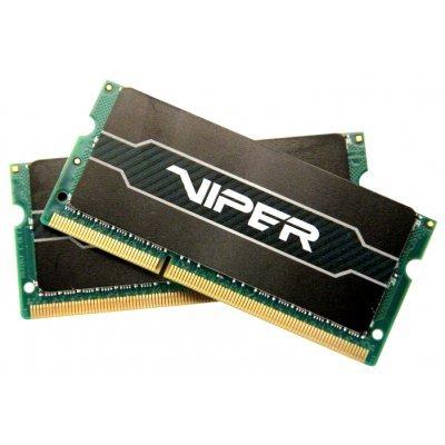 Модуль оперативной памяти ноутбука Patriot PV316G160LC9SK (PV316G160LC9SK)Модули оперативной памяти ноутбука Patriot<br>Модуль памяти для ноутбука 16GB PC12800 DDR3 SO KIT2 PV316G160LC9SK PATRIOT<br>
