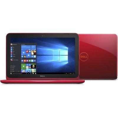 Ноутбук Dell Inspiron 3162 (3162-3058) (3162-3058)Ноутбуки Dell<br>Ноутбук Dell Inspiron 3162 Celeron N3060/2Gb/SSD32Gb/Intel HD Graphics 400/11.6/HD (1366x768)/Windows 10/red/WiFi/BT/Cam<br>