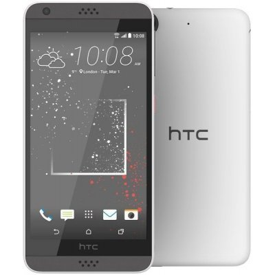 Смартфон HTC Desire 530 16Gb белый (99HAHW066-00) смартфон lg q6a m700 16gb платиновый моноблок 3g 4g 2sim 5 5 1080x2160 android 7 0 13mpix 802 11bgn bt gps gsm900 1800 gsm1900 mp3 fm