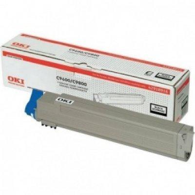 Тонер-картридж для лазерных аппаратов Oki C9600/9650/9800/9850 15K (black) (42918964/42918916)Тонер-картриджи для лазерных аппаратов Oki<br>Тонер-картридж для лазерных аппаратов Oki C9600/9650/9800/9850 15K (black)<br>