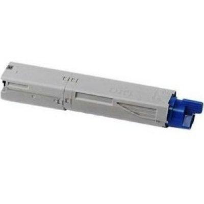 Тонер-картридж для лазерных аппаратов Oki C3300/3400/3450/3600 1.5K (yellow) (43459441/43459433) тонер картридж для лазерных аппаратов oki c3300 3400 3450 3600 2 5k cyan 43459347 43459331