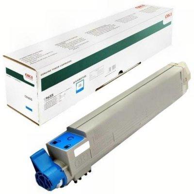 Тонер-картридж для лазерных аппаратов Oki C9655 22K (cyan) (43837135/43837131) браслет power balance бкм 9655
