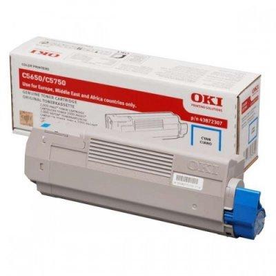 Тонер-картридж для лазерных аппаратов Oki C5650/5750 8K (black) (43865740/43865708) тонер картридж для лазерных аппаратов oki c5650 5750 2k yellow 43872321 43872305